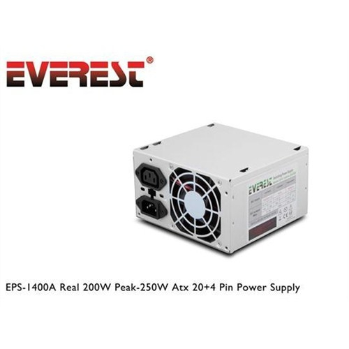 Everest Everest Eps-1400A Atx 250W 24 Pin