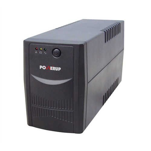 PowerUP 650VA Line Interactive LED UPS